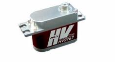 MKS Mini 9767 HV Voll-Alu Taumelscheibenservo