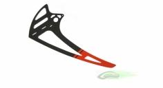 Seitenleitwerk carbon rot für Goblin 700/770