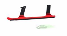 niedriges carbon Landegestell rot für Goblin 630/700/770 -1 Stück