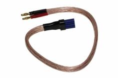 Anschlusskabel für das Pulsar 3 Ladegerät mit Anschlussstecker 4mm am Netzteil