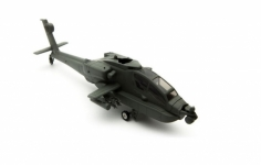 Blade Ersatzteil Micro Apache AH-64 Rumpf mit LED