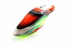 Blade Ersatzteil 270 CFX Kabinenhaube optional - orange-grün-gelb