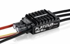Hobbywing Regler Platinium 100A V3 Opto HV 5-12S LiPo