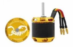 Scorpion Motor HKIII-4025-550KV mit 6mm Welle