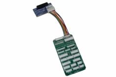 Schambeck Balanceradapterboard mit EH, XH und TP Balancer für 2-6S für Pulsar 3