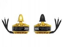 Scorpion Sky Strider Motor M-2204-2300KV 2 Stück je links- und rechts- drehend