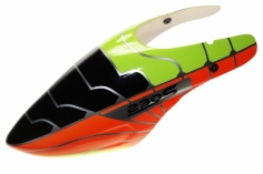 Fusuno Extremat Airbrush Fiberglass Haube für Blade 230S