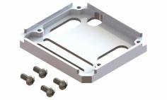 Lynx Schutzrahmen für MSH BRAIN Flybarless System