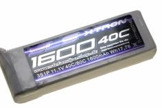 SLS Akku XTRON 1600mAh 3S1P 11,1V 40C/80C