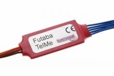 Kontronik TelMe Telemetrie für Futaba