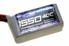 SLS Akku XTRON 1550mAh 3S1P 11,1V 40C/80C