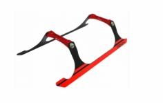 Rakonheli Landegestell Carbon in rot für Blade 230s