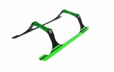 Rakonheli Landegestell Carbon in grün für Blade 230s