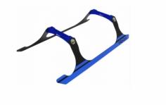 Rakonheli Landegestell Carbon in blau für Blade 230s