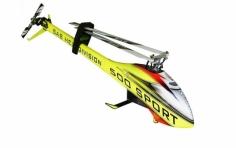 Goblin 500 Sport gelb mit 2 Satz Rotorblätter