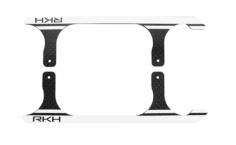 Rakonheli Landegestell Ersatzkufen in weiß für Blade 230s