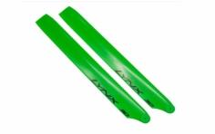 Lynx Hauptrotorblätter 240mm grün für Blade 230s
