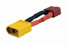 Adapter mit XT60 Stecker und Deans Buchse