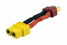 Adapter mit XT60 Buchse und Deans Stecker