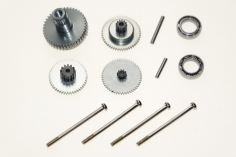 BK Servogetriebe Set - BLS-8001HV - BK Taumelscheibenservo