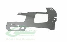 Seitenteil Carbon für den Goblin 500 Sport