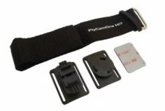 FlyCamOneHD Universalhalterung mit Gurt und Tape