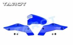 Tarot Robocat 250-280 Chassisverkleidung blau für FPV