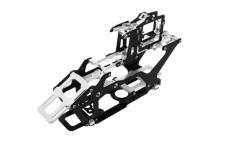 Rakonheli Hauptrahmen aus Carbon in silber für Blade 230S