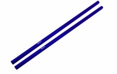 Rakonheli Heckrohr CNC Alu blau für Blade 230S und 250CFX