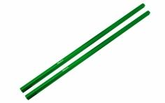 Rakonheli Heckrohr CNC Alu grün für Blade 230S und 250CFX