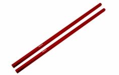 Rakonheli Heckrohr CNC Alu rot für Blade 230S und 250CFX