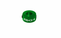 Rakonheli Alu Stellring in grün für Blade 230S