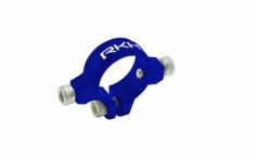Rakonheli Heckstrebenhalter Alu in blau für Blade 230S