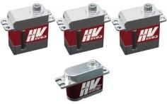 MKS Servo HV Digital  Set 3 x HV93 und 1 x HV9780
