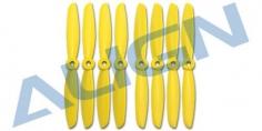 Align MR25 Propeller 5 x 4,5 in gelb