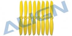 Align MR25 Propeller 6 x 4,0 in gelb