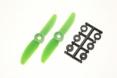 HQ Propeller Direct Drive Glasfaser verstärkt grün 3x3,0 2 Stück cw