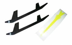 Landekufen für den Goblin 380 Kyle Stacy Edition mit 3-Blatt Kopf