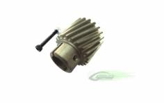 Stahlritzel schrägverzahnt für den Goblin 700