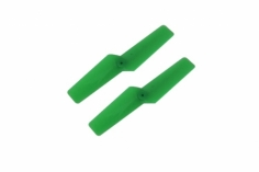 Rakonheli Heckrotorblätter in grün 42mm für den Blade Nano CPs