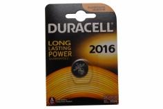 Duracell Elctronics 3V Lithium Batterie 2016