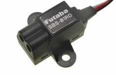Futaba RPM Sensor Optic Telemetrie Drehzahlsensor für FASSTEST