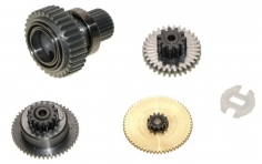 MKS Servo Metallgetriebe-Set für HBL850