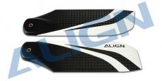 Align Heckrotorblätter aus Carbon 106mm für T-REX 700