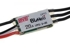DYS ESC 20 Ampere BLHeli 2-4S