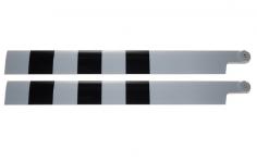 HeliTec der Blattschmied Scale Hauptrotorblätter 2Blatt 435mm für 500er Helis