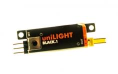 Unilight Modul Black 1, 1 Kanal Lichtsteuerung