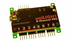 Unilight Modul Scale PRO 8, 8 Kanal Lichtsteuerung