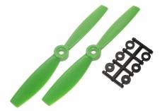 HQ Propeller Bullnose Glasfaser verstärkt grün 5,5x4,5 2 Stück cw