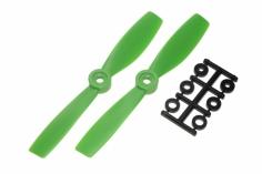 HQ Propeller Bullnose Glasfaser verstärkt grün 5x4,6 2 Stück ccw